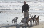 Christoph und die Strandgang