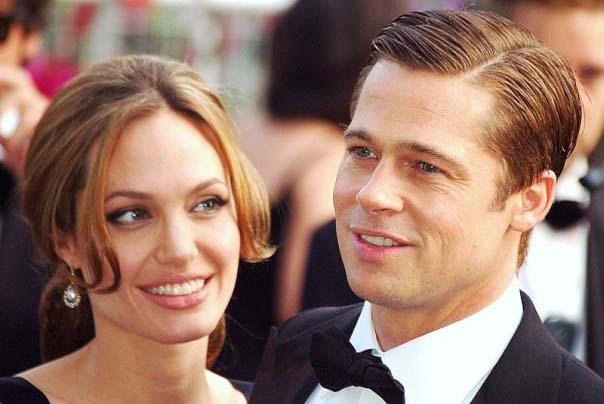 Brad Pitt Angelina Jolie Cannes